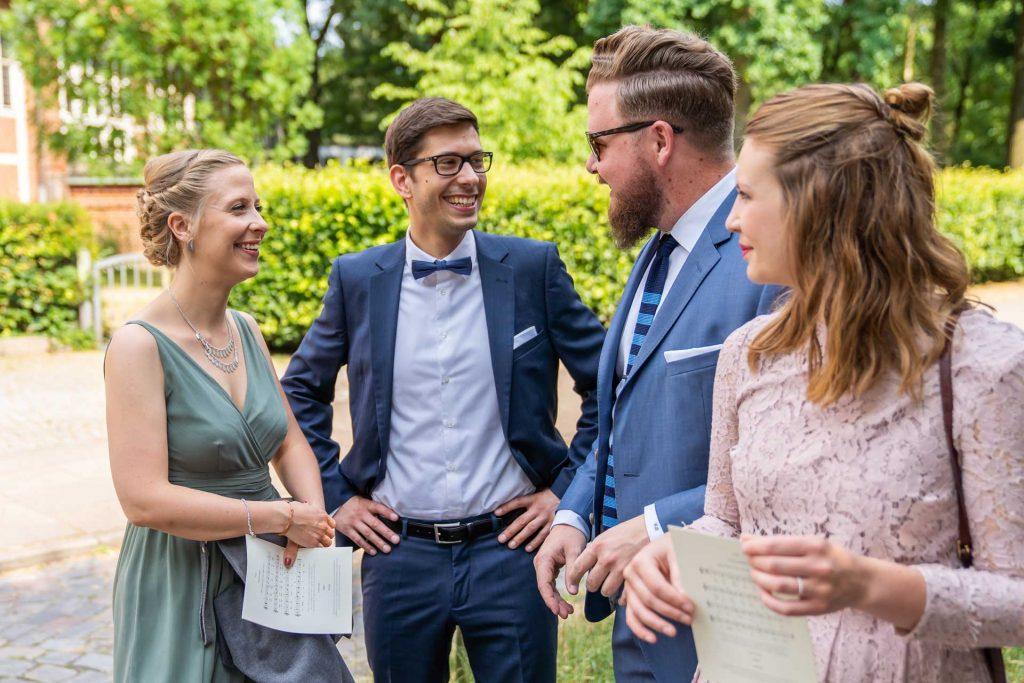 Hochzeitsfotografie-Gästefotografie